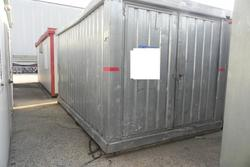Storage containers and Miller welding machines - Lot 6 (Auction 3078)
