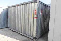 Container uso deposito e carrello portattrezzi - Lotto 8 (Asta 3078)
