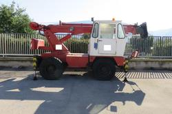 Bencini mobile crane - Lot 1 (Auction 3079)