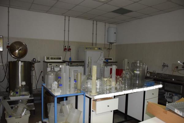 1#3080 Azienda produttrice di sistemi diagnostici in vitro