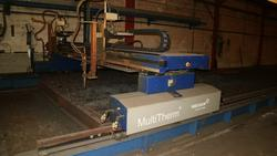 Cutting Systems CNC Messer Cutting   Welding  Multitherm 5000 year 2007 - Lot 1 (Auction 3083)