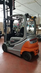 Nissan EB02 forklift - Auction 3084