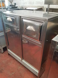 Stainless steel Bench - Lot 16 (Auction 3084)