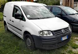 Automobile Volkswagen Caddy - Lotto 1 (Asta 3087)