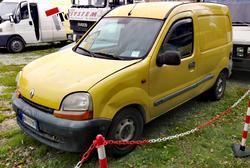 Automobile Renault Kangoo - Lot 2 (Auction 3087)