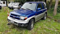 Mitsubishi Pajero car - Lot 3 (Auction 3087)