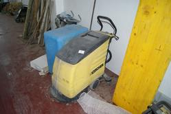 Karcher pressure washer and Metalsistem mezzanine - Lot  (Auction 3095)