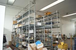 Metalsistem mezzanine - Lot 3 (Auction 3095)