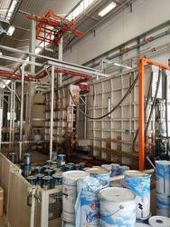 Cefla complete painting line for immersion impregnation - Lot 2 (Auction 3106)