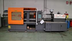 Injection molding machine for plastic metal caps production - Lot 1 (Auction 3109)