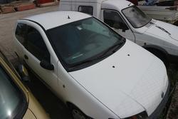 Fiat Punto truck - Lot 10 (Auction 3112)