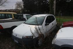Fiat Punto truck - Lot 5 (Auction 3112)