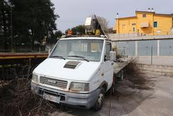 Iveco vehicle - Lot 7 (Auction 3112)
