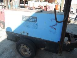 Genset and Mosa welder - Lot 13 (Auction 3113)