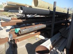 PVC and fiberglass pipes - Lot 15 (Auction 3113)
