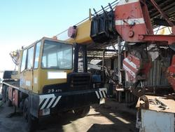 G C mobile cranes - Lot 3 (Auction 3113)