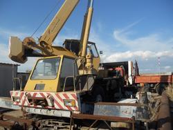 Mobile cranes - Lot 4 (Auction 3113)