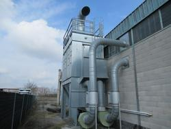 Suction and dust suppression system - Lot 18 (Auction 3116)