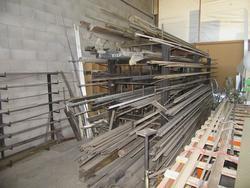 Aluminum tubular - Lot 51 (Auction 3116)