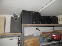 N  7 Audio speakers - Lot 55 (Auction 3116)