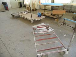 Trolleys and workbenches - Lot 58 (Auction 3116)