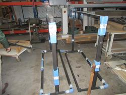 Iron hanging modules - Lot 60 (Auction 3116)