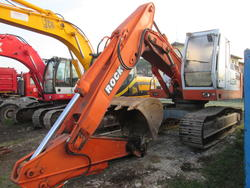 Rock 240 track excavator - Lot 10 (Auction 3117)