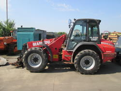 Manitou Mla 628 120Telescopic Handler - Lot 12 (Auction 3117)