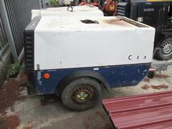 Comp Air Dlt Compressed Motorized Compressor - Lot 17 (Auction 3117)