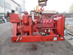 Generator Set With Iveco Engine - Lot 18 (Auction 3117)