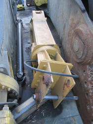 Shears for Excavator C M I  Mod  H7 - Lot 22 (Auction 3117)