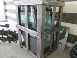 Cabin For Mini Excavator Case - Lot 27 (Auction 3117)