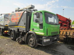 Iveco Eurocargo 150e21 Road Sweeper - Lot 4 (Auction 3117)
