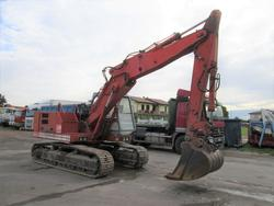 Fai 1300 tracked excavator - Lot 9 (Auction 3117)