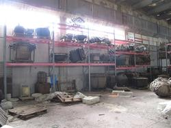 Industrial shelving and shredder - Lot  (Auction 3119)
