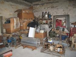 Equipment and spare parts for the wine agricultural sector - Lot  (Auction 3121)