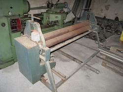 Lathe and calender - Lot 2 (Auction 3121)