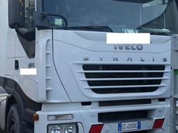 Iveco Stralis road tractor - Lot 6 (Auction 3126)