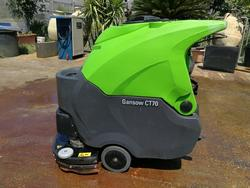 IPC and Comac floor scrubbers and Fimap Duster floor sweeper - Lot 5 (Auction 3142)