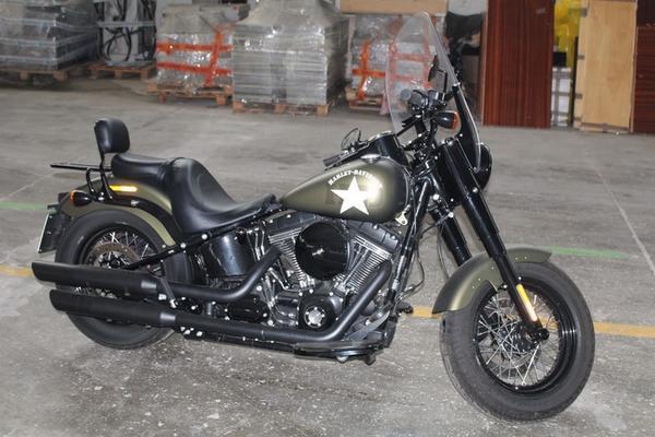Immagine n. 2 - 1#3143 Harley Davidson