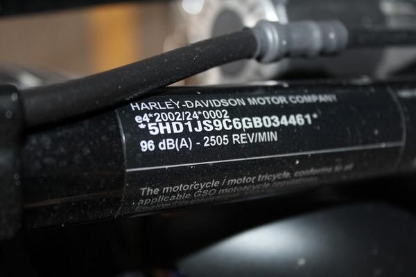 Immagine n. 20 - 1#3143 Harley Davidson