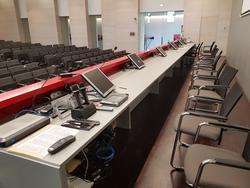 Arredi e apparecchiatura di sala conferenze - Lotto 1 (Asta 3148)