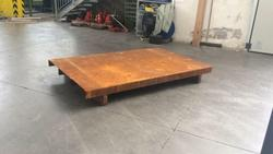 Metal pallet - Lot 1 (Auction 3154)
