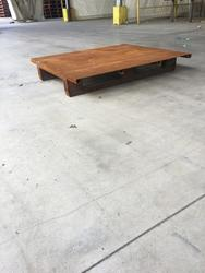 Metal pallet - Lot 5 (Auction 3154)