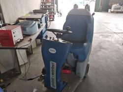 Ghibli Rider 65 Scrubber Dryer cleaning machines - Lot 1 (Auction 3155)