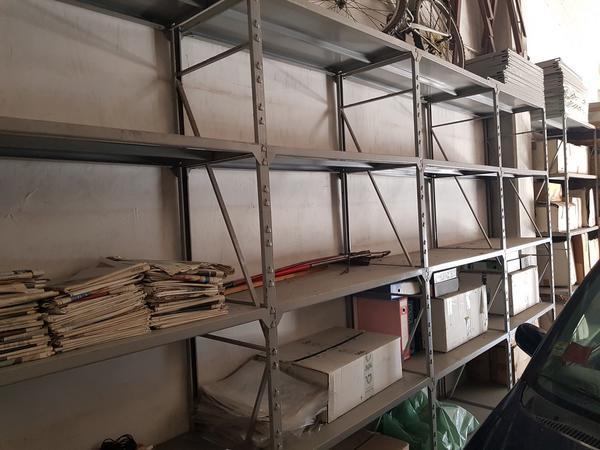 Immagine n. 2 - 2#3157 Scaffalatura e arredi ufficio