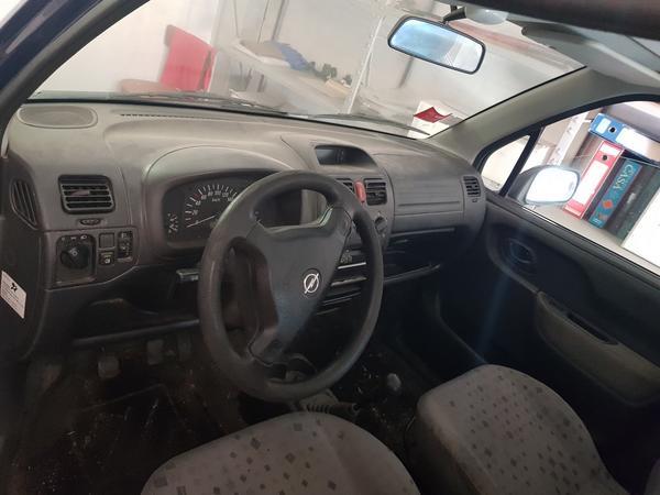 5#3157 Autovettura Opel Agila