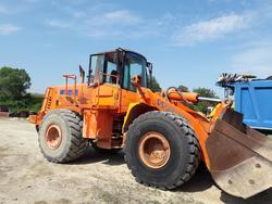 John Deere tractor and Fiat Hitachi wheel loader - Lot  (Auction 3163)