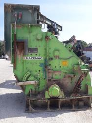 Hazemag mill with Haver sieve - Lot 3 (Auction 3163)