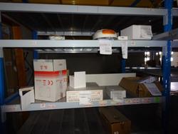 Accessori per impianto di allarme e scaffalature - Lotto 2 (Asta 3164)